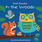 Omslag - Push Puzzles: In the Woods