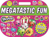 Omslag - Shopkins Megatastic Fun