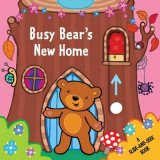 Omslag - Busy Bear S New Home