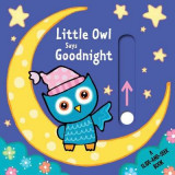 Omslag - Little Owl Says Goodnight