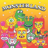 Omslag - Monsterland