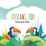 Omslag - Toucans, Too