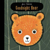 Goodnight Bear av Jane Cabrera (Kartonert)