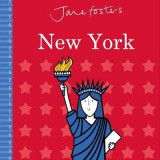 Omslag - Jane Foster's Cities: New York