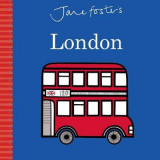 Omslag - Jane Foster's Cities: London