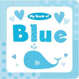 Omslag - My Book of Blue