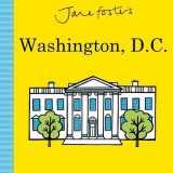 Omslag - Jane Foster's Cities: Washington, D.C.