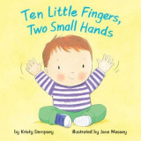 Omslag - Ten Little Fingers, Two Small Hands