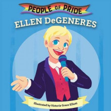 Ellen DeGeneres av Little Bee Books (Kartonert)