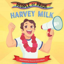 Harvey Milk av Little Bee Books (Kartonert)
