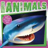 Omslag - My Book of Amazing Animals