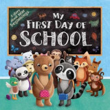 Omslag - My First Day of School