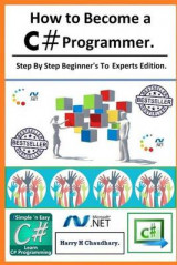 Omslag - How to Become A C# Programmer
