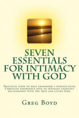 Omslag - Seven Essentials for Intimacy with God