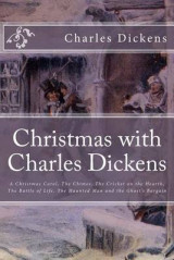 Omslag - Christmas with Charles Dickens