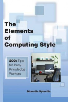 The Elements of Computing Style av Diomidis Spinellis (Heftet)