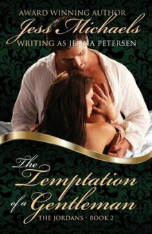 The Temptation of a Gentleman av Jess Michaels og Jenna Petersen (Heftet)