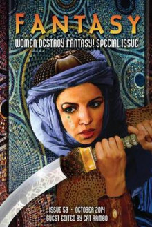 Fantasy Magazine, October 2014 (Women Destroy Fantasy! Special Issue) av Cat Rambo, Julia August og Tina Connolly (Heftet)