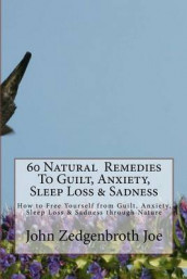 60 Natural Remedies to Guilt, Anxiety, Sleep Loss & Sadness av MR John Zedgenbroth Joe (Heftet)
