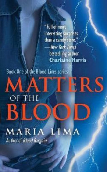 Matters of the Blood av Maria Lima (Heftet)