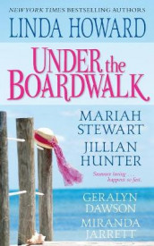 Under The Boardwalk av Geralyn Dawson, Linda Howard, Jillian Hunter, Miranda Jarrett og Mariah Stewart (Heftet)