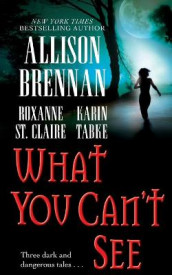 What You Can't See av Allison Brennan, Roxanne St Claire og Karin Tabke (Heftet)