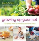 Omslag - Growing Up Gourmet