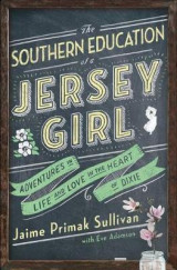 Omslag - The Southern Education of a Jersey Girl