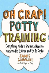 Omslag - Oh crap! potty training