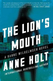 The Lion's Mouth av Anne Holt (Heftet)