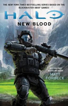 Halo: New Blood av Matt Forbeck (Heftet)