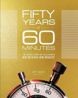 Omslag - Fifty Years of 60 Minutes