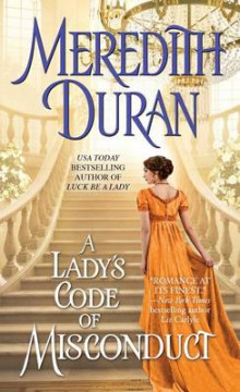 A Lady's Code of Misconduct av Meredith Duran (Heftet)
