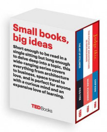 Ted Books Box Set: The Creative Mind av Pico Iyer, Marc Kushner og Chip Kidd (Innbundet)