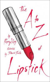 Omslag - A to Z of Lipstick