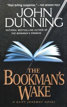 The Bookman's Wake av John Dunning (Heftet)