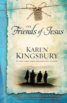 The Friends of Jesus av Karen Kingsbury (Heftet)