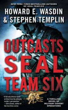 Outcasts: A Seal Team Six Novel av Stephen Templin og Howard E Wasdin (Heftet)
