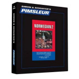 Omslag - Pimsleur Norwegian Level 2 CD