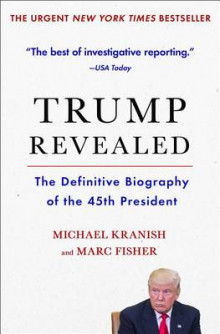 Trump Revealed av Michael Kranish og Marc Fisher (Heftet)
