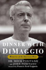 Omslag - Dinner with Dimaggio