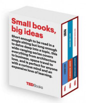 Ted Books Box Set: The Business Mind av Dr Dan Ariely, Margaret Heffernan og Barry Schwartz (Innbundet)