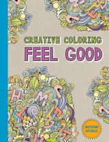 Omslag - Creative Coloring: Feel Good