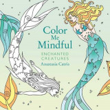 Omslag - Color Me Mindful: Enchanted Creatures
