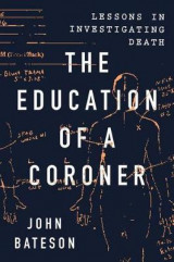 Omslag - The Education of a Coroner