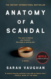 Anatomy of a Scandal av Sarah Vaughan (Heftet)