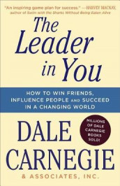 The Leader in You av Dale Carnegie (Heftet)