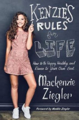 Omslag - Kenzie's Rules for Life