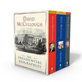 Omslag - David McCullough: The Presidential Biographies