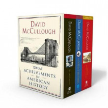 David McCullough: Great Achievements in American History av David McCullough (Heftet)